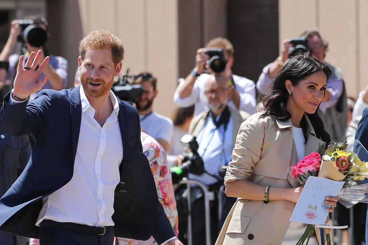 Pincipe Harry Meghan Markle