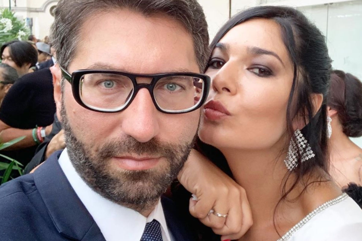 Elisa D'Ospina: scopri chi è il marito, Andrea Alessandrini Gentili