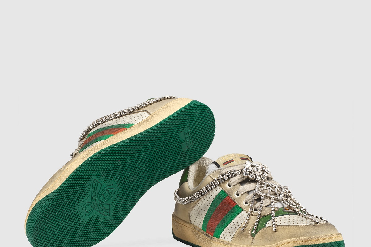 Screener Gucci sneakers