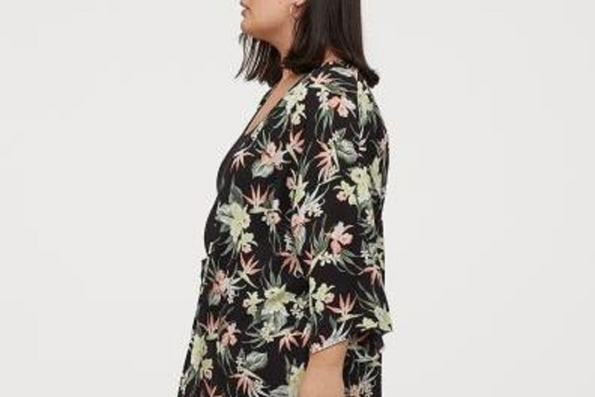 Kimono fantasia esotica H&M