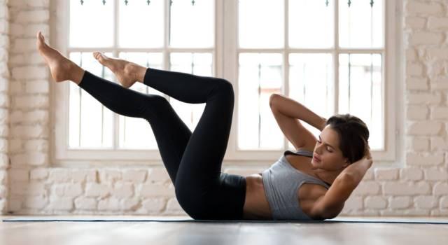 Migliori esercizi per addominali perfetti