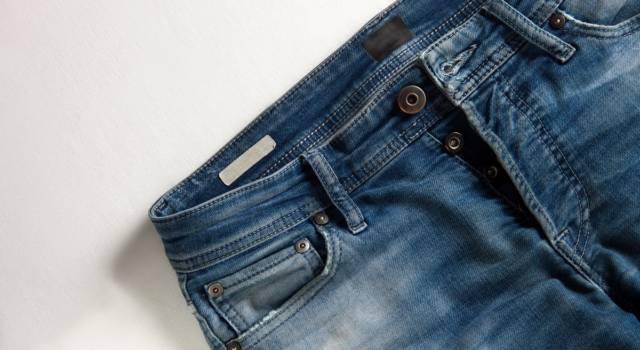 M.I.H. Jeans come vestono le taglie