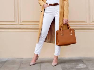 White denim: il jeans in versione summer è bianco