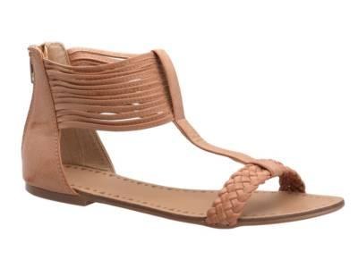 Sandali Gladiator: il nuovo identikit delle scarpe alla schiava