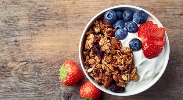 Dieta dello yogurt: ecco come sgonfiarsi in pochi giorni
