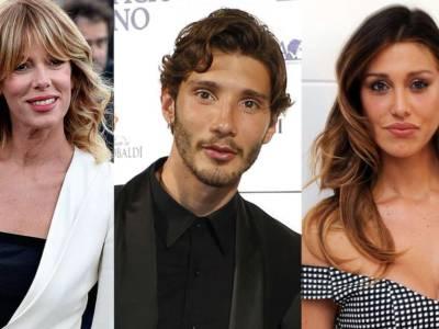 Alessia Marcuzzi rompe il silenzio sul triangolo con Stefano e Belen