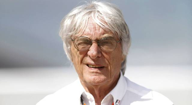 Bernie Ecclestone è diventato papà a 89 anni!