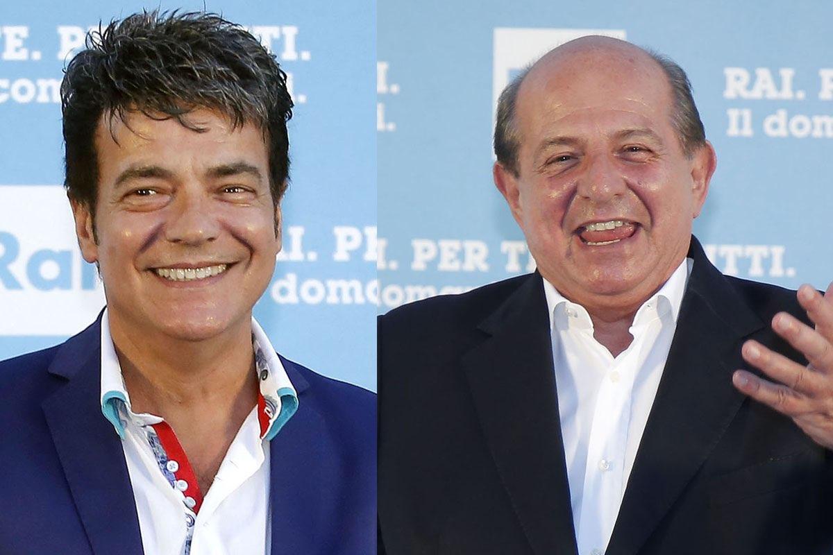 Marcello Cirillo Giancarlo Magalli