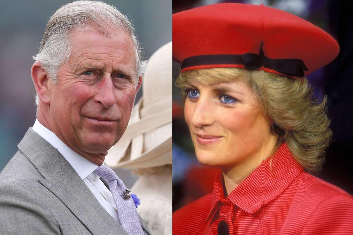 Principe Carlo Diana Spencer