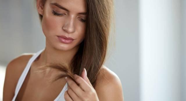 Capelli secchi: i rimedi naturali per renderli più forti