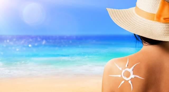 Creme solari per pelli medie