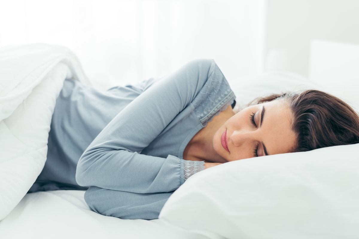 Dormire serenamente con Magnesio Supremo Notte