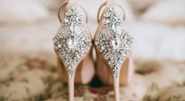 Scarpe abito da sposa tailleur