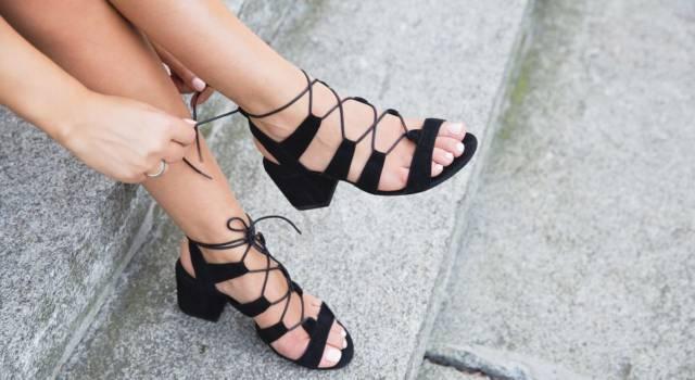 Come calzano le scarpe Cesare Paciotti