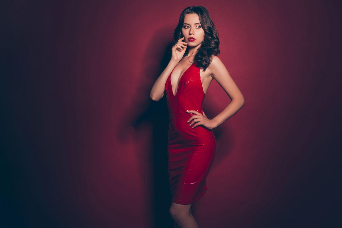 Mini dress sexy