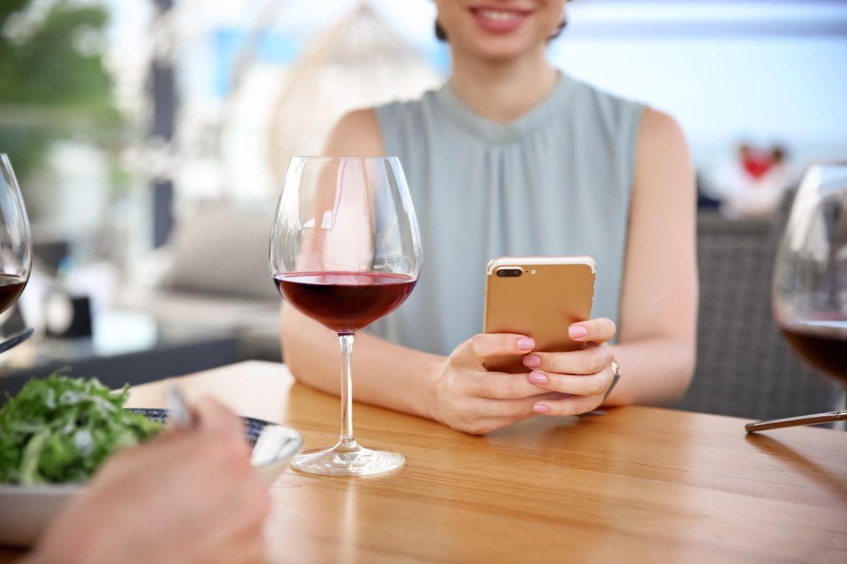 App per scegliere il vino