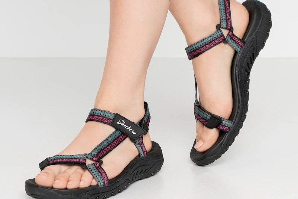 Sandali sportivi Skechers
