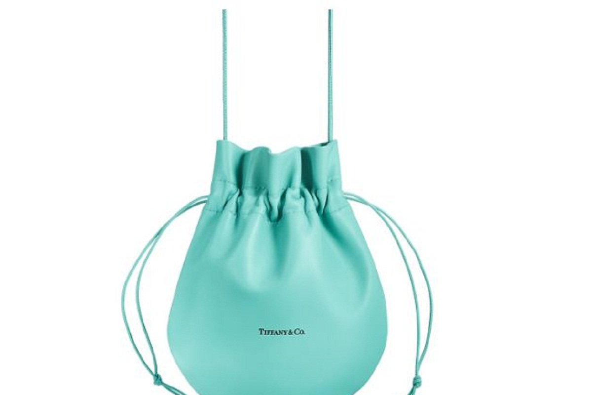 Pouch bag Tiffany