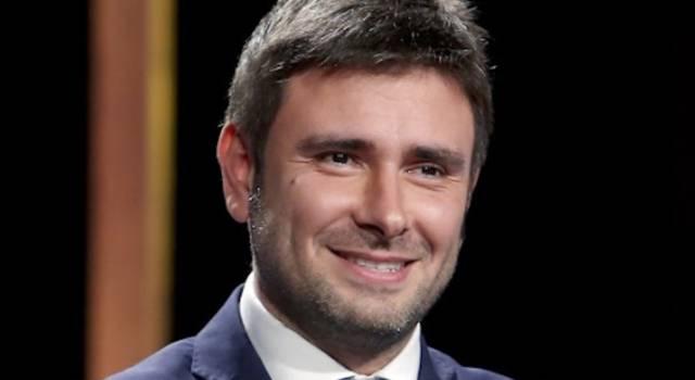 """Alessandro Di Battista papà bis: """"Filippo è nato ascoltando gli U2"""""""