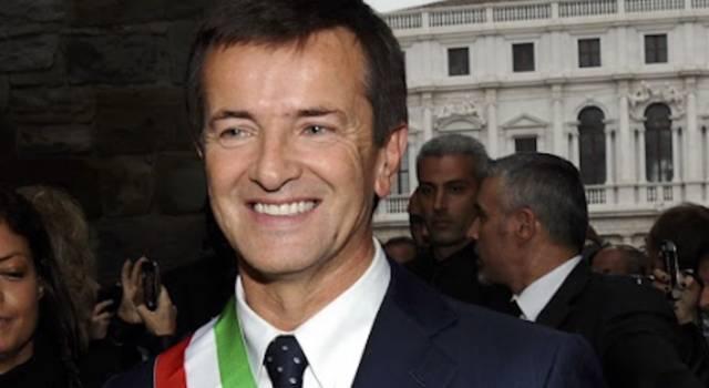 Grave lutto per il sindaco di Bergamo Giorgio Gori