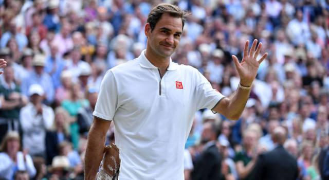 Roger Federer la carriera