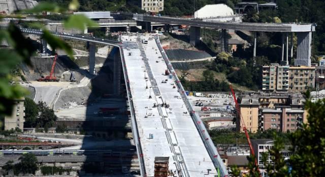 Nuovo Ponte di Genova: è il giorno dell'inaugurazione
