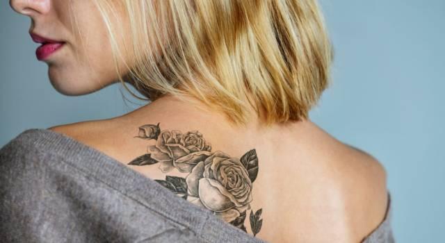 Dopo quanto tempo rimuovere tatuaggio all'henné