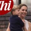 """Kate Middleton a spasso con Louis """"come una mamma normale"""""""