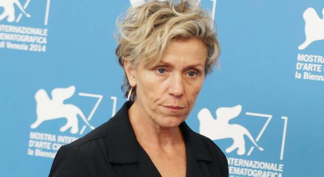 Tutto su Frances McDormand, l'attrice plurivincitrice del Premio Oscar
