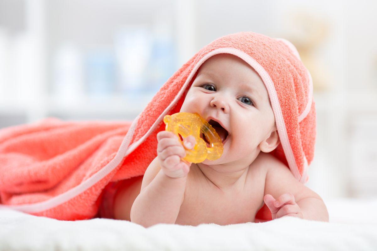 Neonato giocattoli per la dentizione