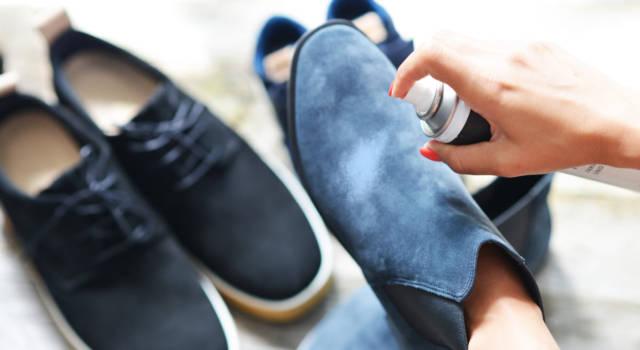 Come pulire scarpe di cuoio