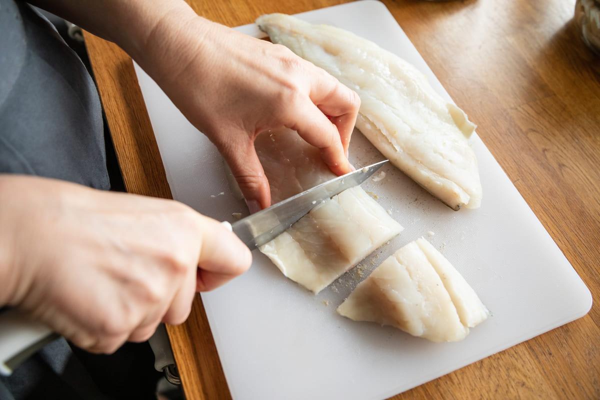 Odore di pesce sulle mani