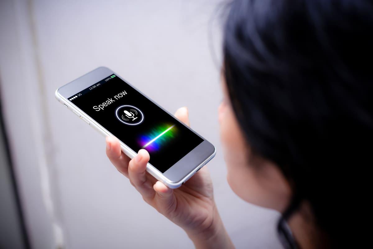 Registrare la voce con lo smartphone