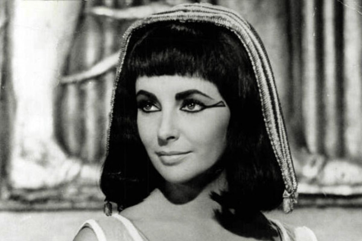 La Cleopatra di Elizabeth Taylor