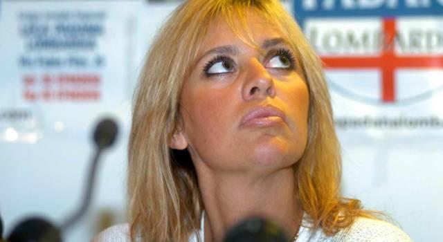 Un altro incidente: Alessandra Mussolini in ospedale!