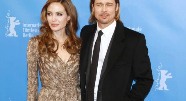 Conoscete lo champagne di Brad Pitt e Angelina Jolie? Si chiama Fleur de Miraval