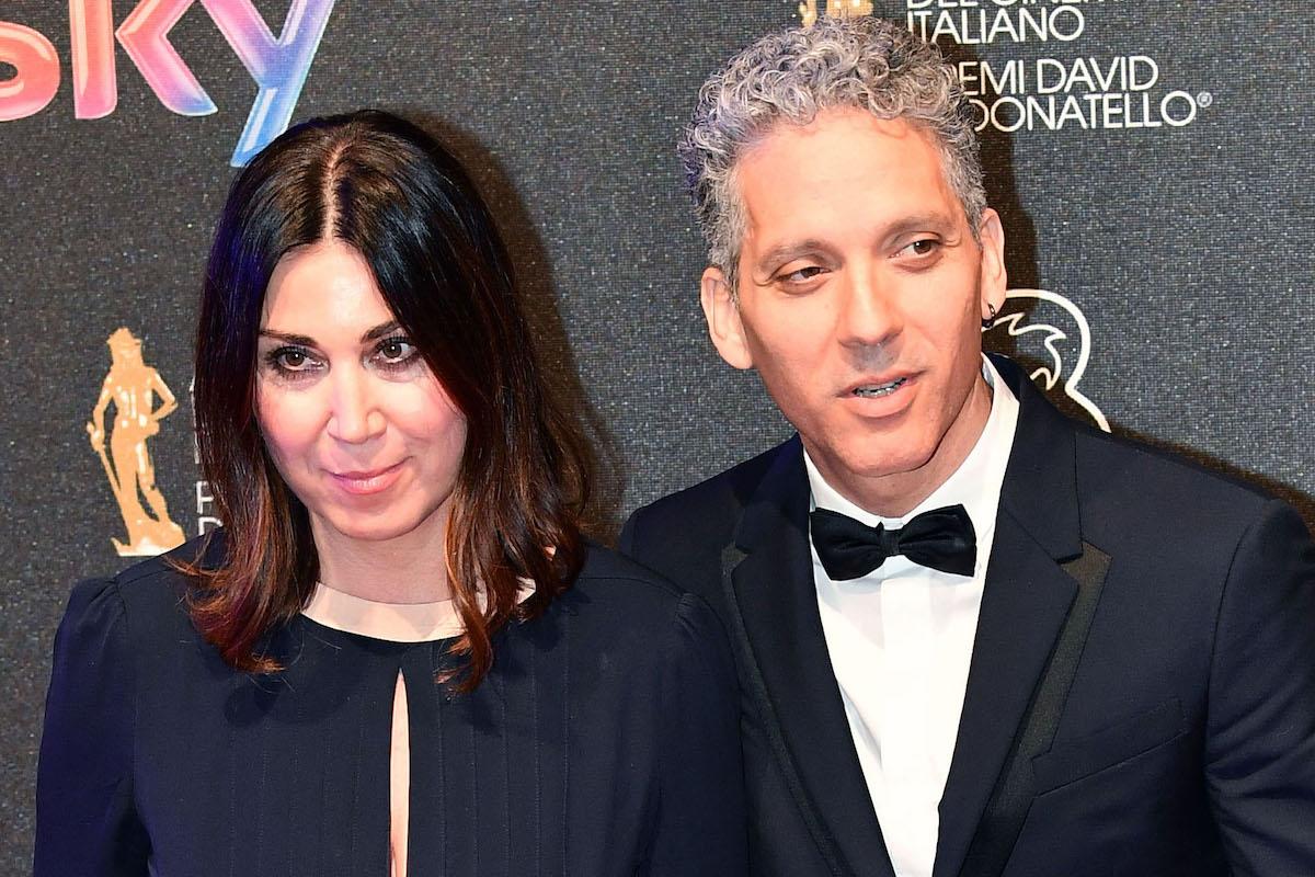 Eleonora Pratelli e Beppe Fiorello
