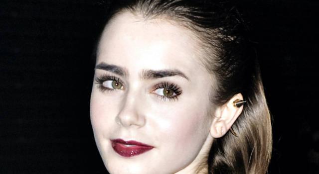 Lily Collins: attrice, figlia di un famoso cantante e… giornalista!