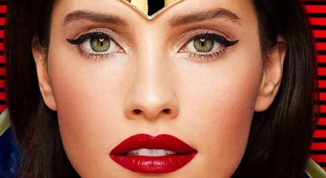 Un make-up da Wonder Woman? Con la nuova capsule Kiko è possibile