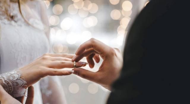 Wedding Tourism messo in ginocchio dalla pandemia: il settore dei matrimoni in perdita