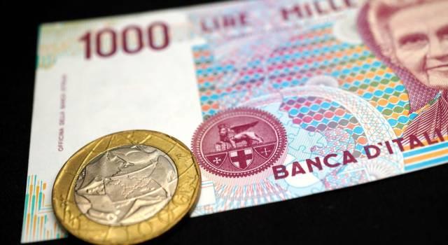 Quanto valgono le 1000 lire? Le più rare anche 1000 euro!