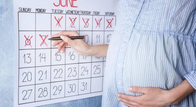 Quanto dura prima ciclo mestruale dopo il parto