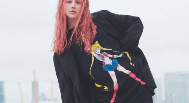 Sailor Moon x Bershka: una capsule collection lunare
