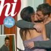 Belen Rodriguez, baci bollenti con Antonino: la fuga d'amore a Como