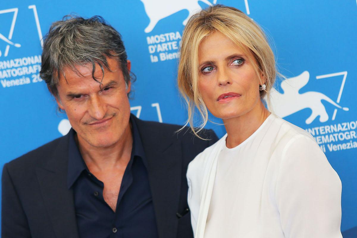 Isabella Ferrari e Renato De Maria