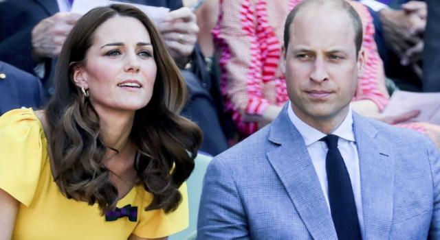 """Bufera su William e Kate: """"Hanno violato le regole anti Covid"""""""