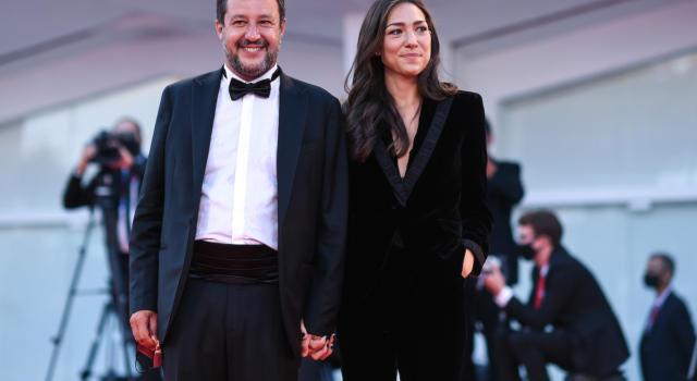 """Matteo Salvini gela Francesca Verdini: """"Non la sposo"""""""