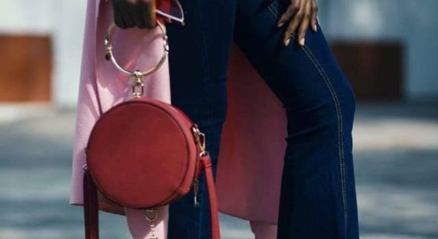 La borsa geometrica, accessorio trendy  dell'autunno/inverno 2020-2021