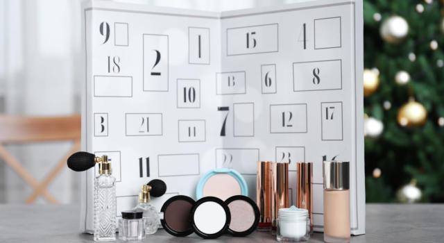 Pronte per i nuovi calendari dell'avvento beauty?