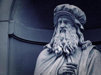 """Ritrovato un bozzetto: potrebbe essere il vero """"Salvator mundi"""" di Leonardo Da Vinci"""